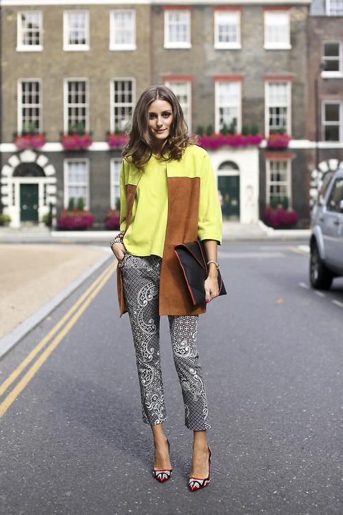 εβδομάδα μόδας του Λονδίνου