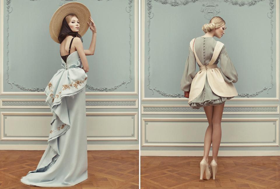 Ulyana Sergeenko Haute Couture SS 2013_02_delood