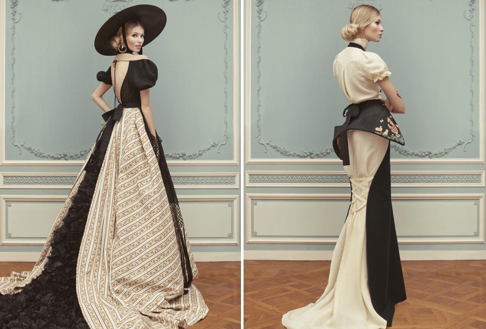 Ulyana Sergeenko Haute Couture SS 2013_03_delood