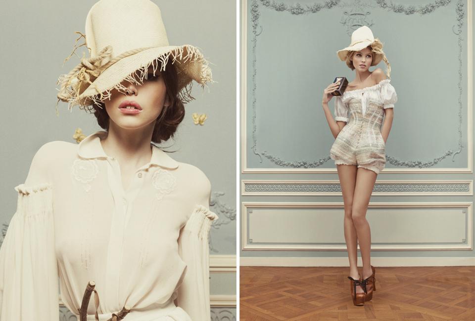 Ulyana Sergeenko Haute Couture SS 2013_04_delood