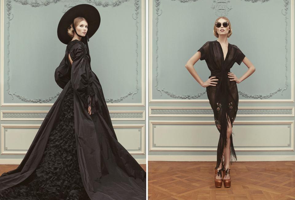 Ulyana Sergeenko Haute Couture SS 2013_07_delood