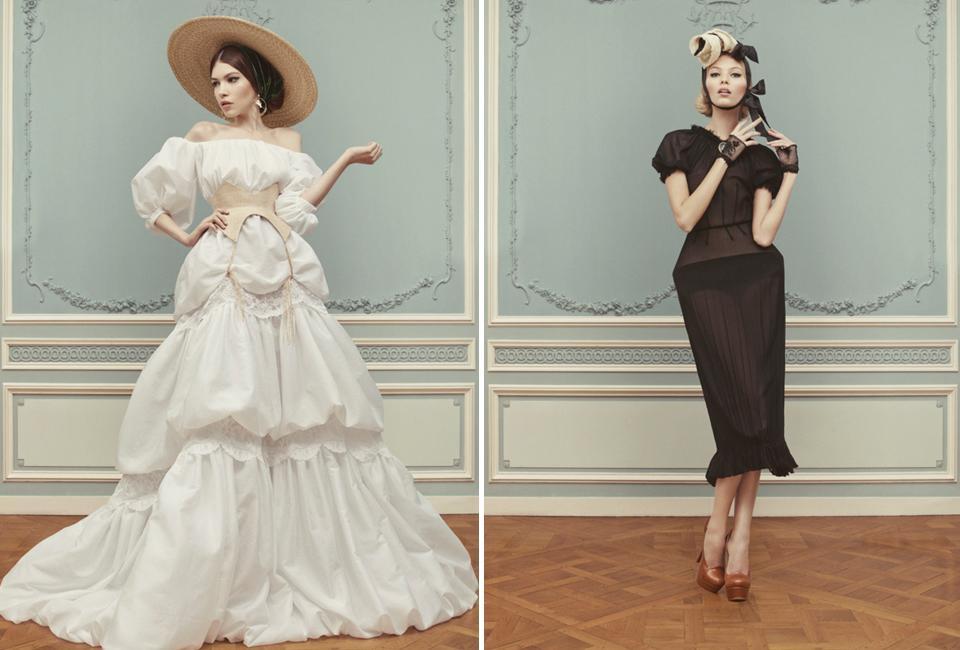 Ulyana Sergeenko Haute Couture SS 2013_09_delood