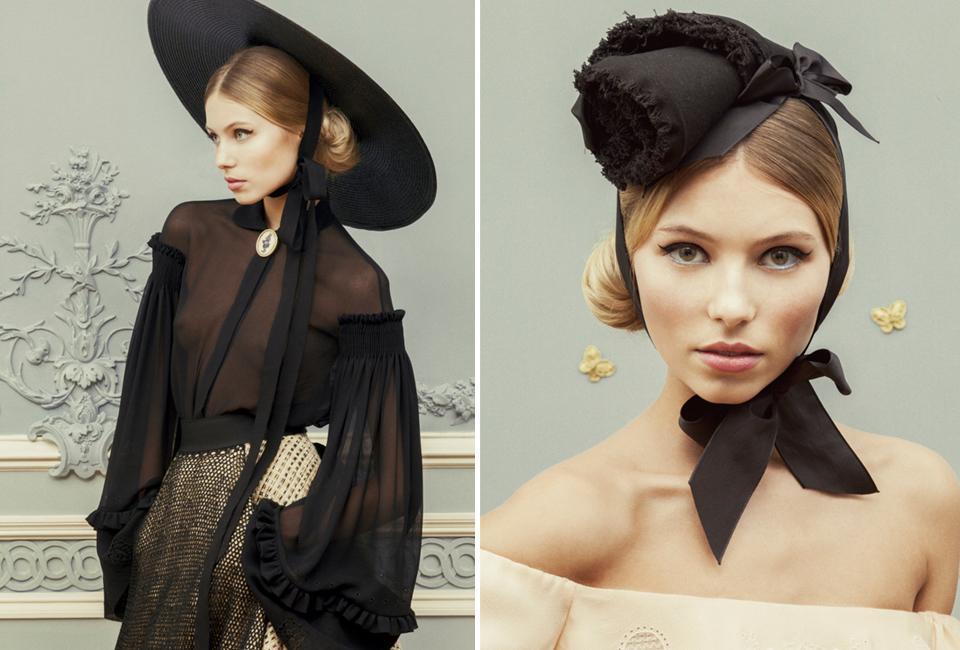 Ulyana Sergeenko Haute Couture SS 2013_12_delood