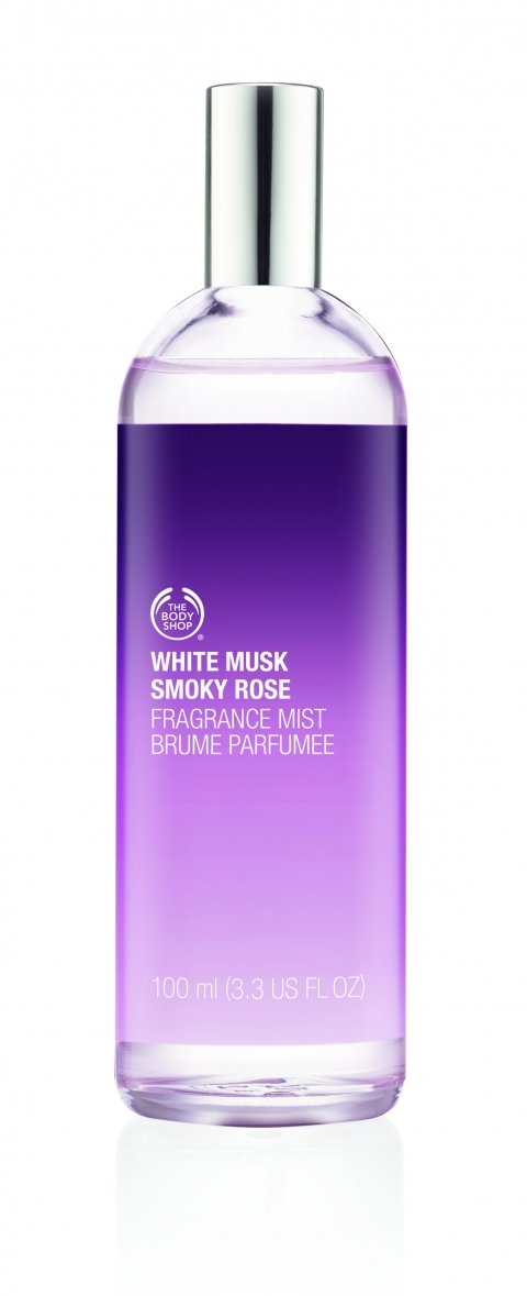 Smoky Rose Frag Mist 100 ml