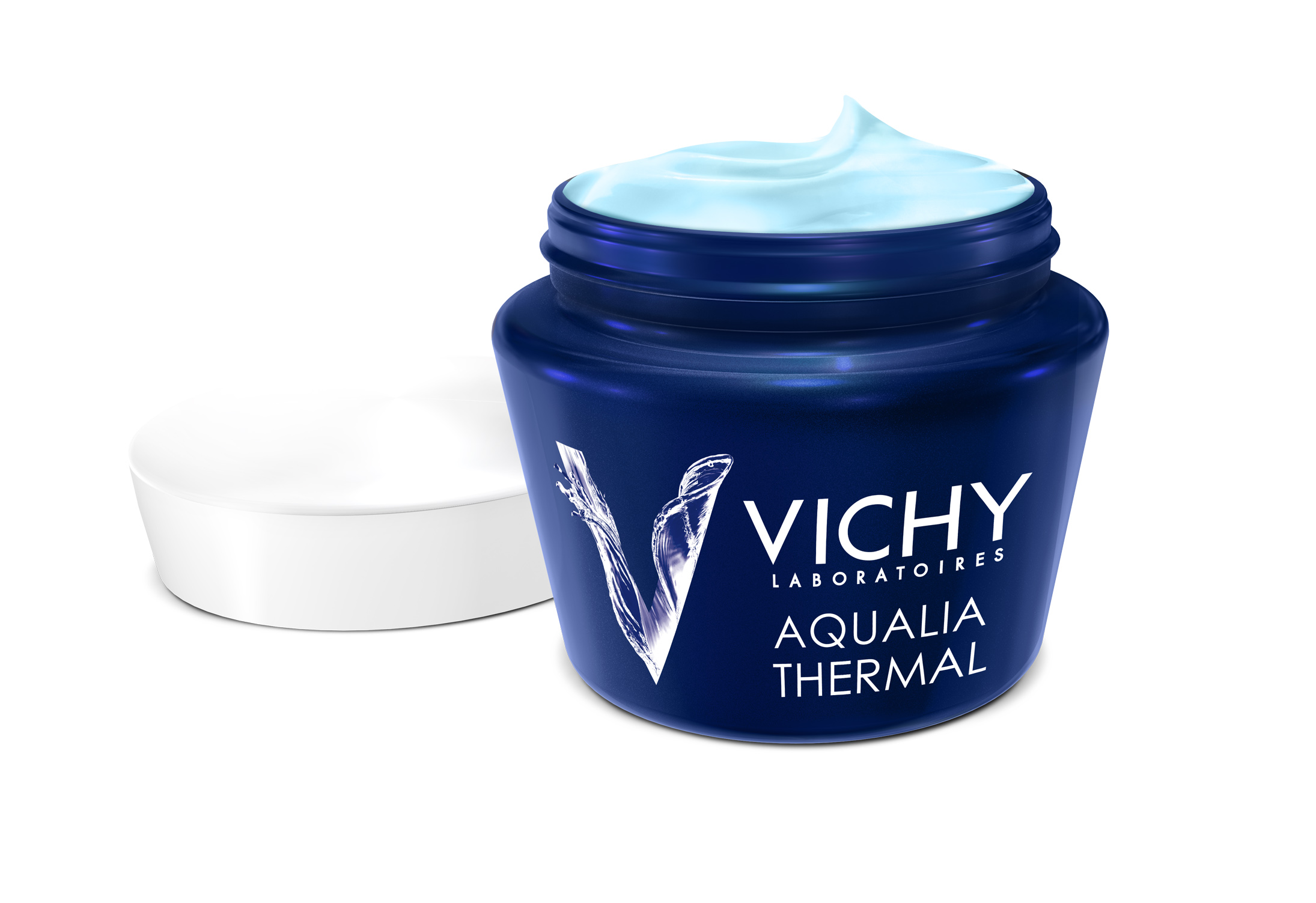 AQUALIA THERMAL NIGHT SPA packshot (open jar) BD