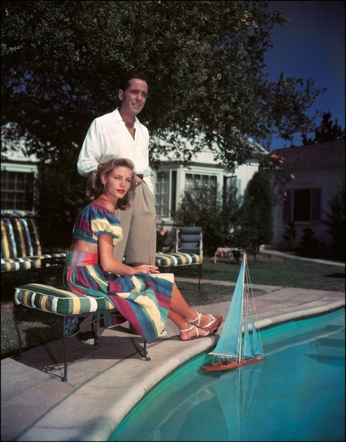 Lauren Bacall_Humphrey Bogart