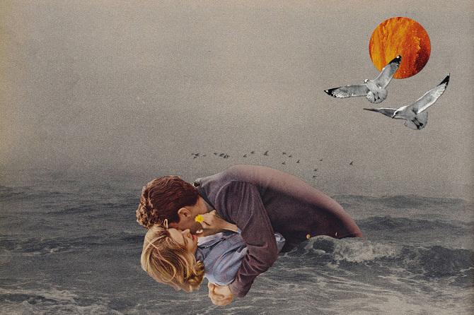 It's Αlways Οurself We Find in the Sea