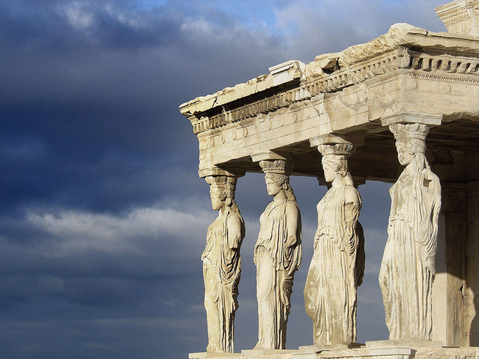 cariathides_of_the_erechtheion__acropolis__athens__greece