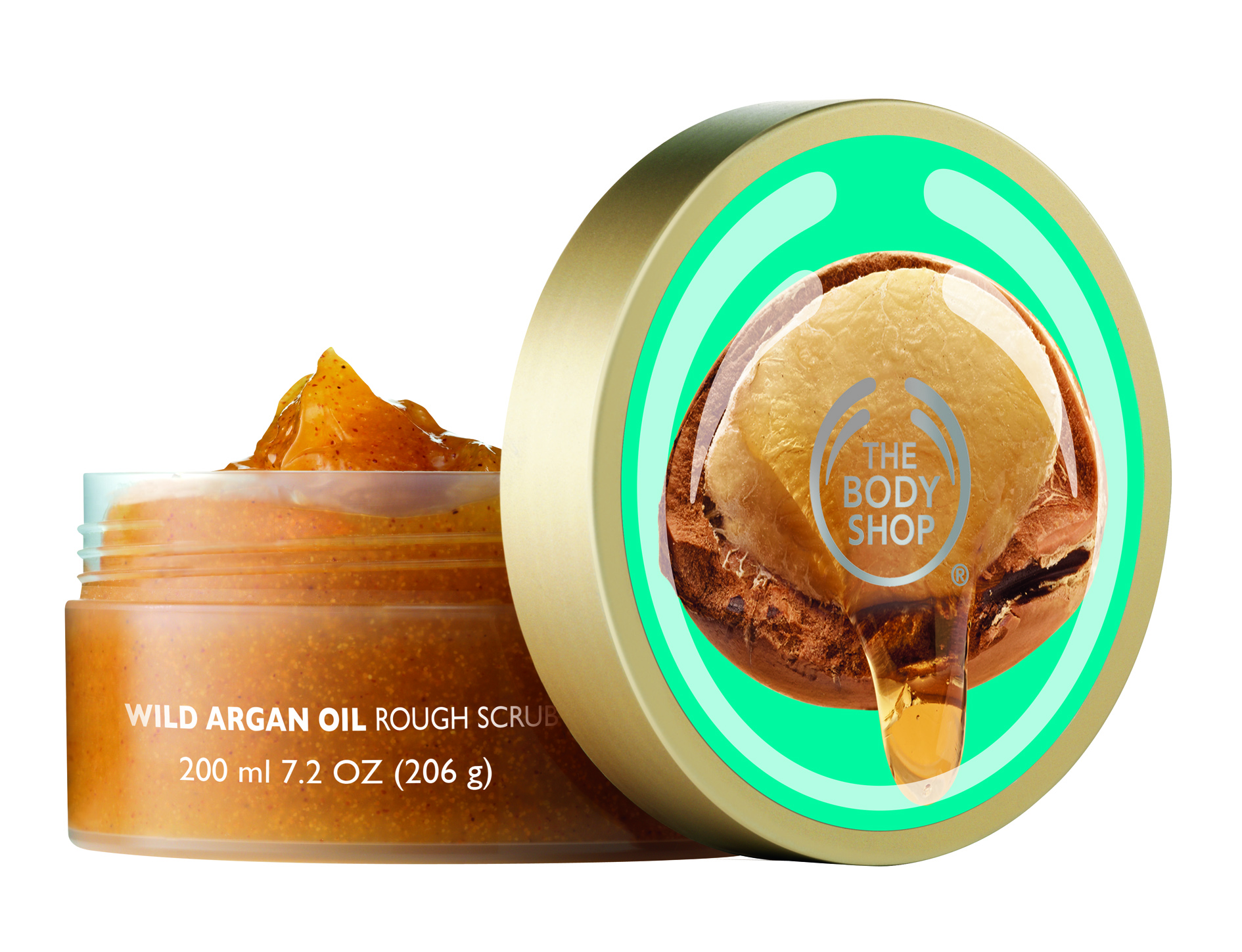 Argan Body Scrub