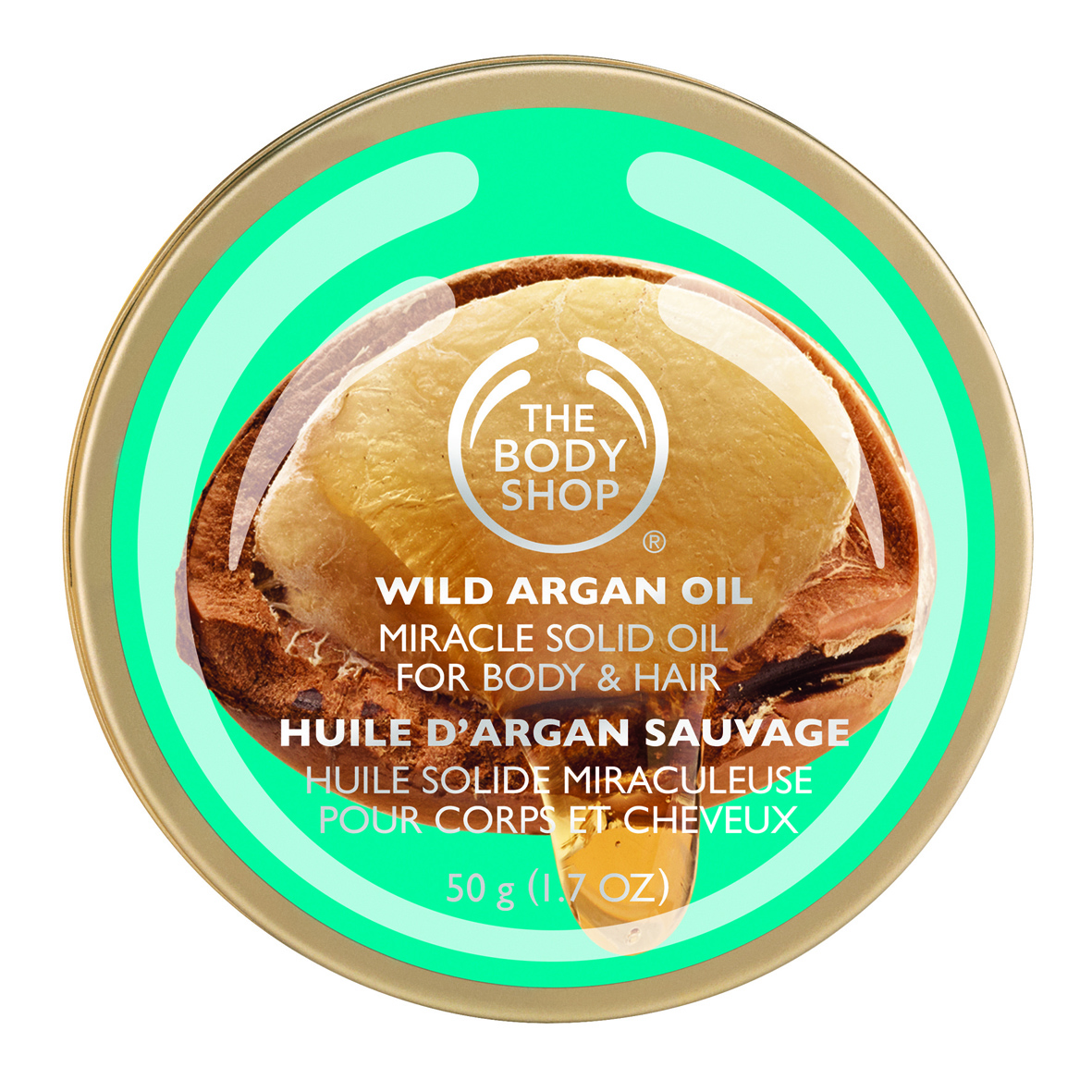Argan Solid Oil