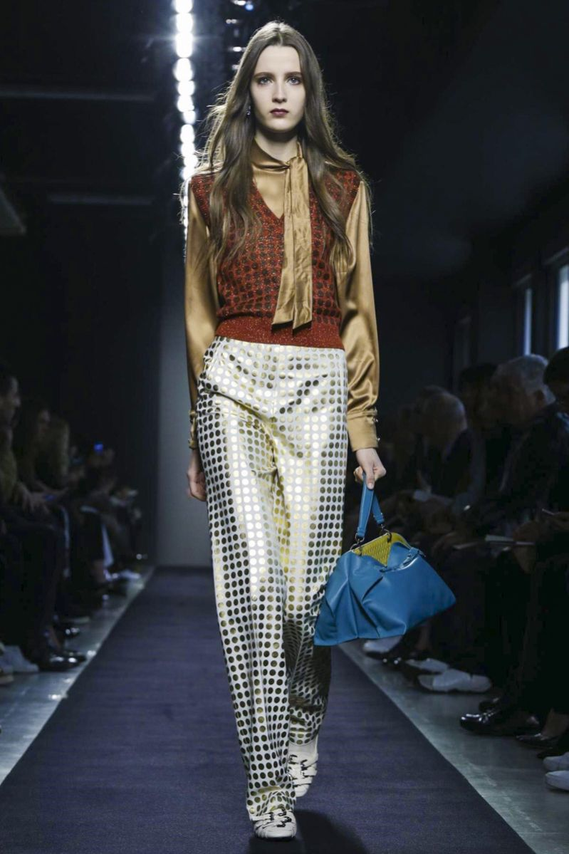 Bottega Veneta Fall Winter 2015 Ready to Wear Collection in Milan