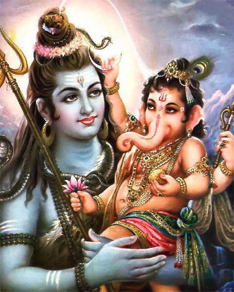Shiva-Ganeshji
