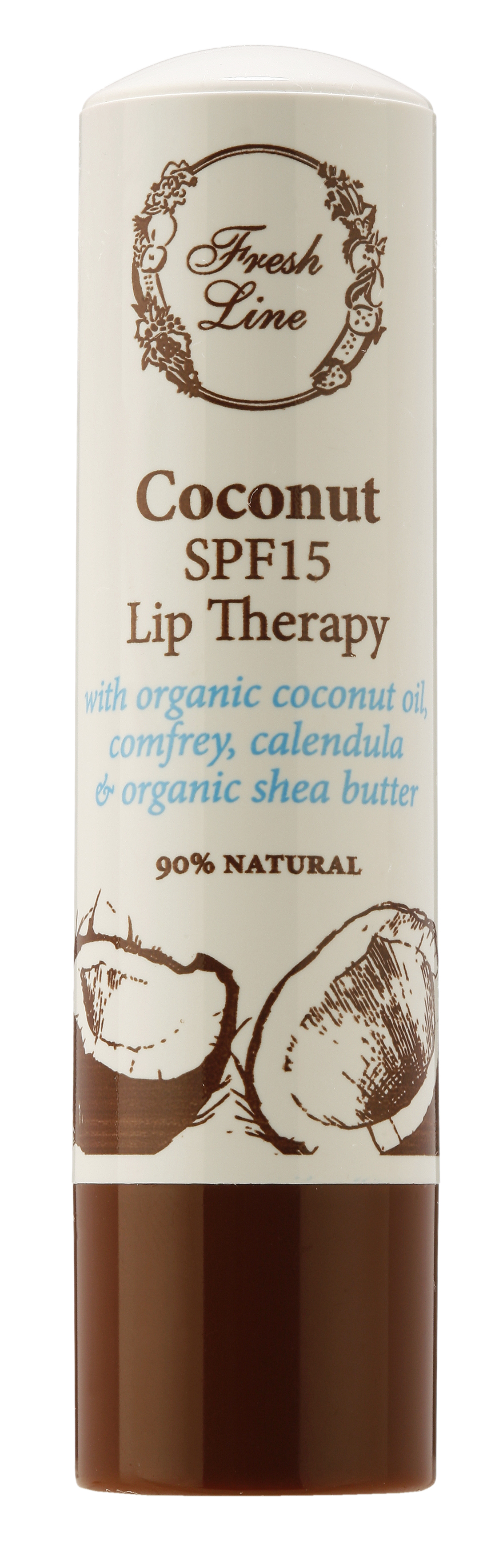 Coconut SPF15 Lip Therapy