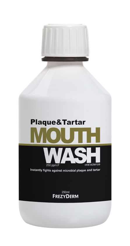 mouthwash plaque LOW