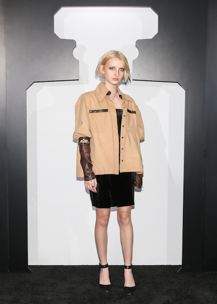CHANEL DINNER CELEBRATING N°5 L'EAU WITH LILY ROSE-DEPP : LOS ANGELES, CA