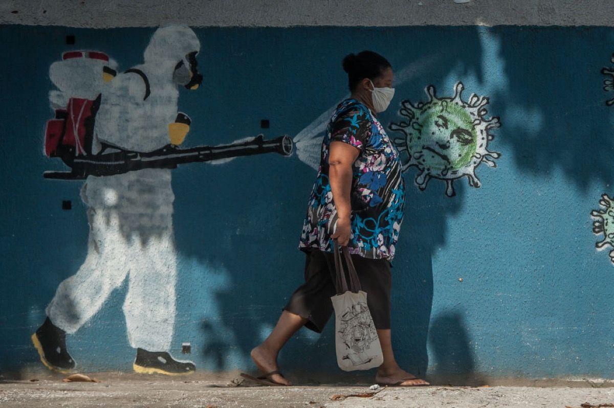 Coronavirus Emergency in Rio de Janeiro